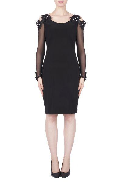 Joseph Ribkoff Black Dress Style 183407