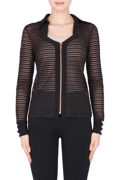 Joseph Ribkoff Black Jacket Style 183435