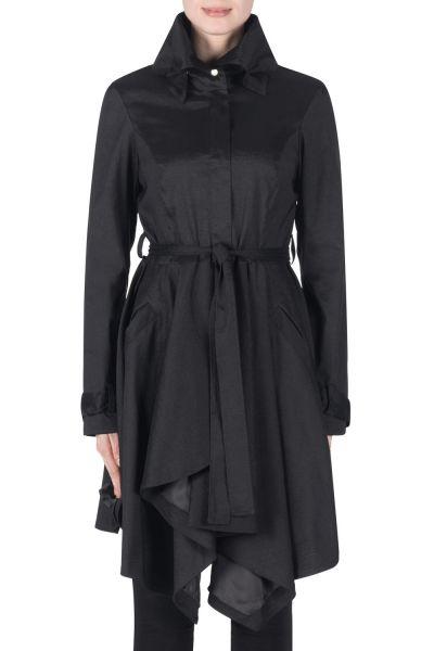 Joseph Ribkoff Black Coat Style 183443