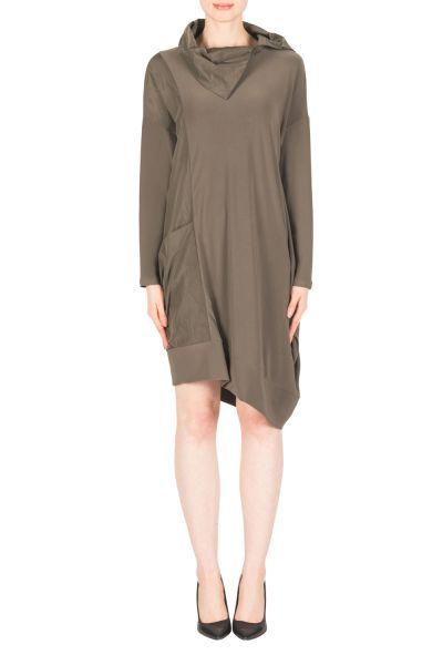 Joseph Ribkoff Avocado Dress Style 183449