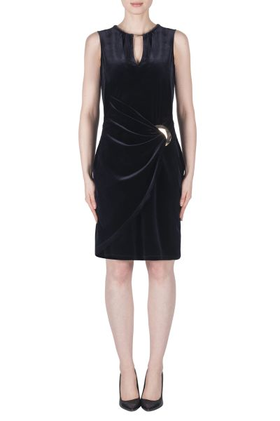 Joseph Ribkoff Black Dress Style 183457