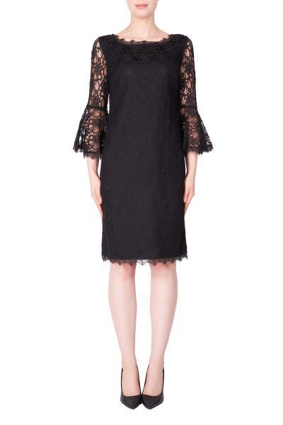 Joseph Ribkoff Black Dress Style 183500