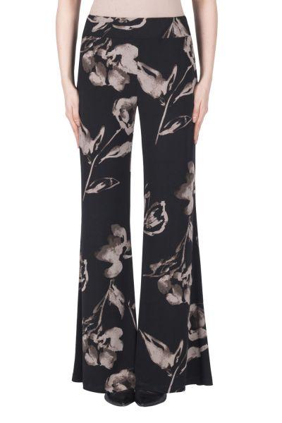 Joseph Ribkoff Black/Taupe Pant Style 183559