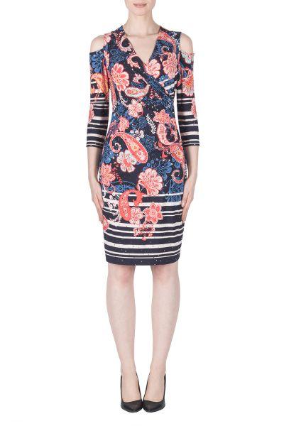 Joseph Ribkoff Multi Dress Style 183587