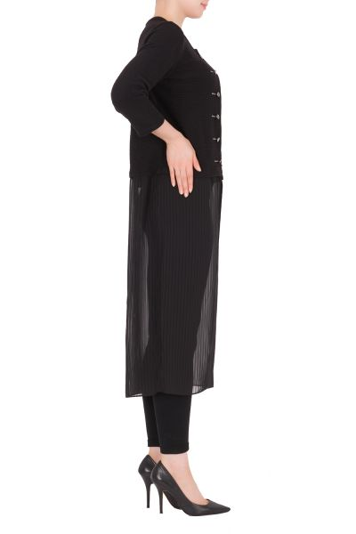 Joseph Ribkoff Black Cover Up Style 183883