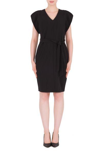 Joseph Ribkoff Black Dress Style 183930