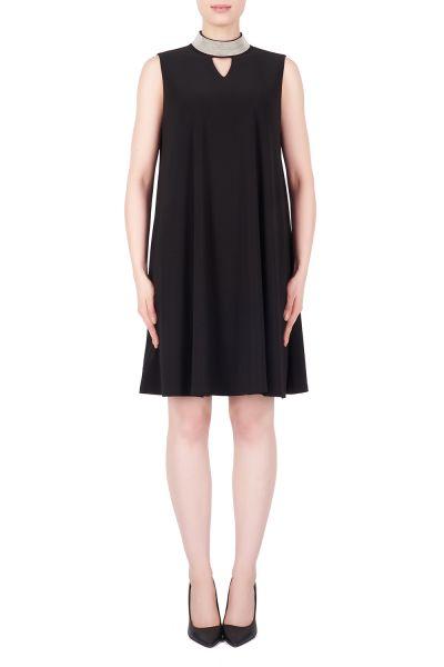 Joseph Ribkoff Black Dress Style 184001