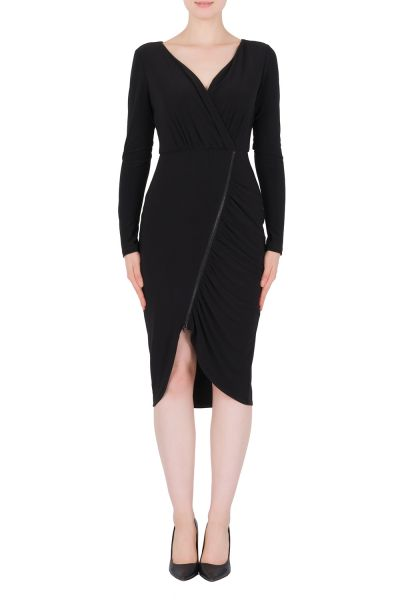 Joseph Ribkoff Black Dress Style 184003