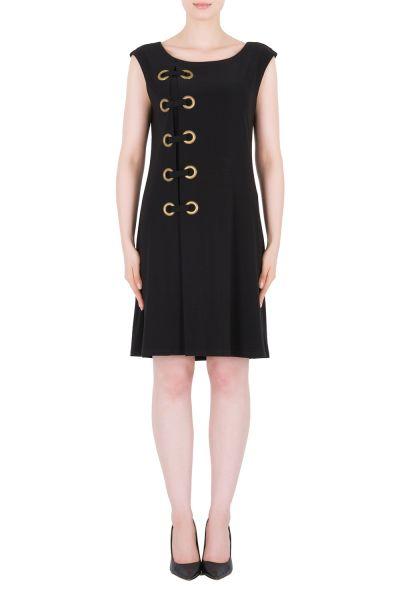 Joseph Ribkoff Black Dress Style 184007