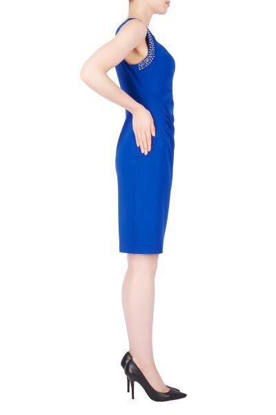 Joseph Ribkoff Royal Sapphire Dress Style 184009