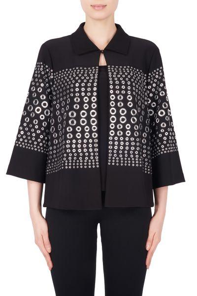 Joseph Ribkoff Black Jacket Style 184190