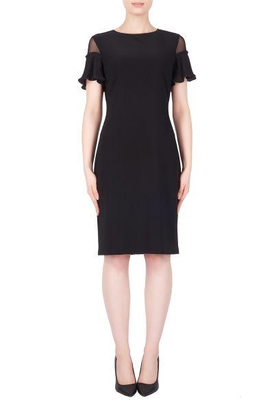 Joseph Ribkoff Black Dress Style 184301