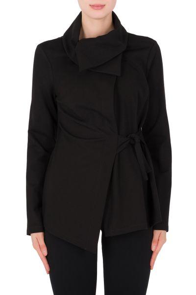 Joseph Ribkoff Black Jacket Style 184363