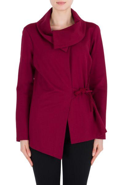 Joseph Ribkoff Cranberry Jacket Style 184363