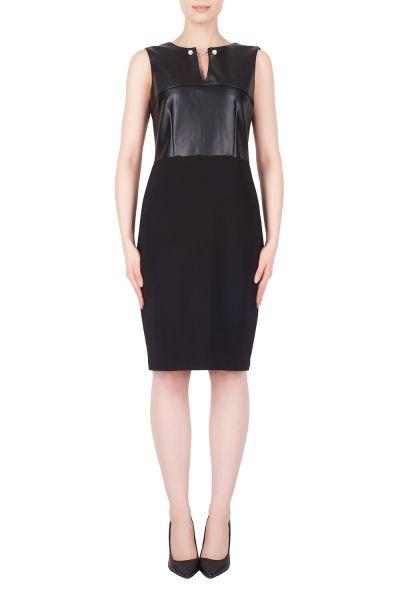 Joseph Ribkoff Black Dress Style 184401