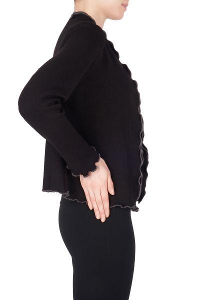 Joseph Ribkoff Black Cover Up Style 184433