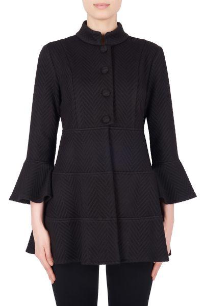 Joseph Ribkoff Black Jacket Style 184452