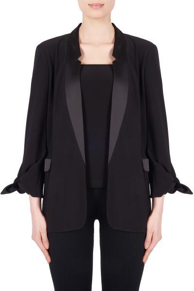Joseph Ribkoff Black Jacket Style 184466