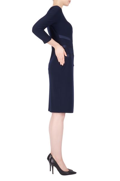Joseph Ribkoff Midnight Blue Dress Style 184471