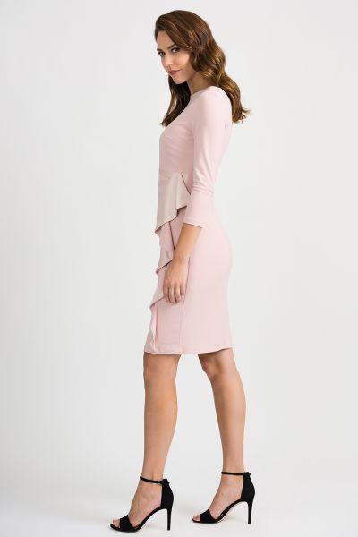 Joseph Ribkoff Rose Dress Style 184471J