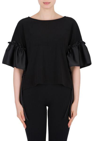 Joseph Ribkoff Black Top Style 184484