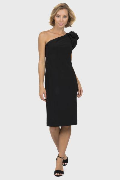 Joseph Ribkoff Black Dress Style 191004