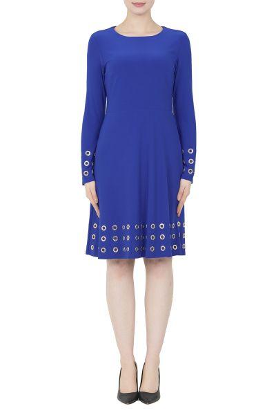 Joseph Ribkoff Royal Sapphire Dress Style 191009