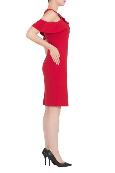 Joseph Ribkoff Lipstick Red Dress Style 191015