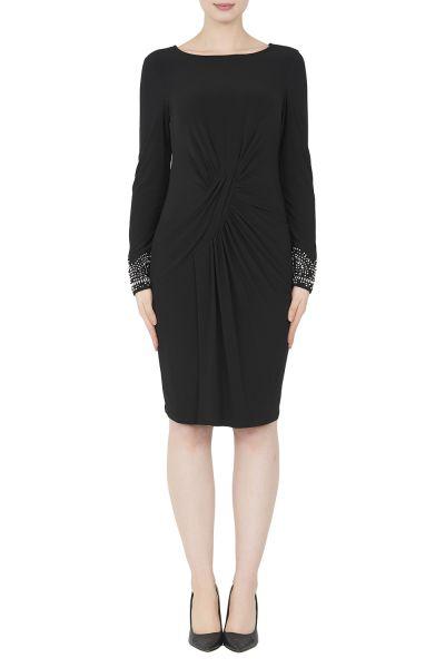 Joseph Ribkoff Black Dress Style 191017