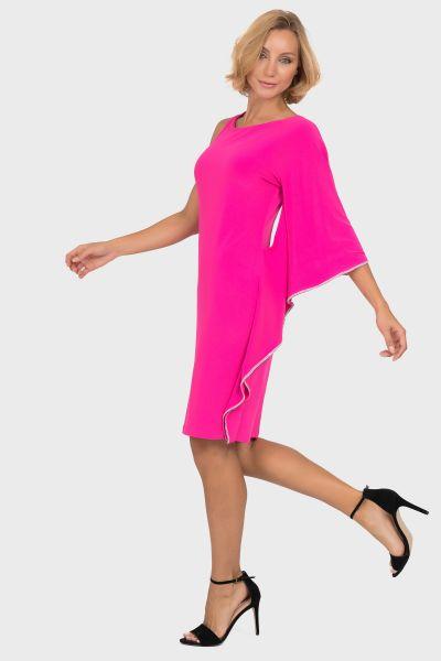 Joseph Ribkoff Fushia Dress Style 191022