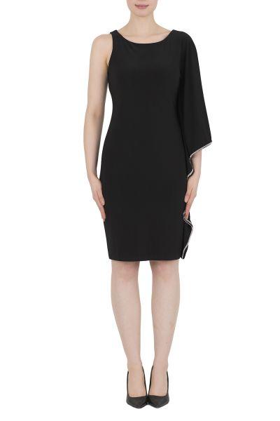 Joseph Ribkoff Black Dress Style 191022