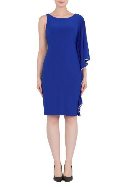 Joseph Ribkoff Royal Sapphire Dress Style 191022