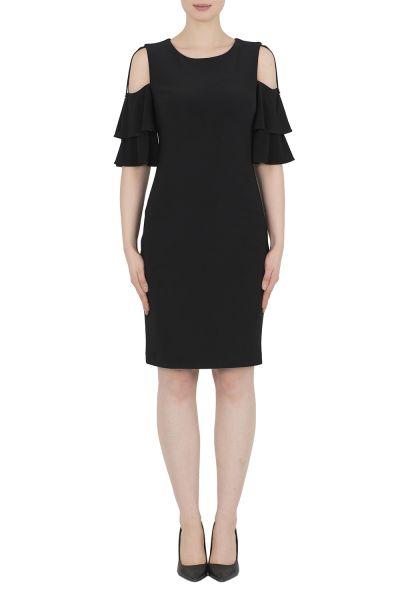 Joseph Ribkoff Black Dress Style 191042