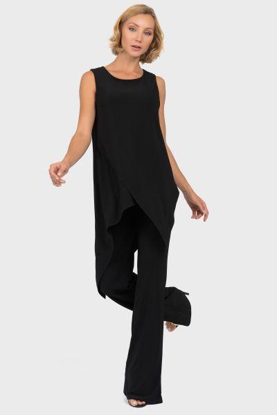 Joseph Ribkoff Black Jumpsuit Style 191050