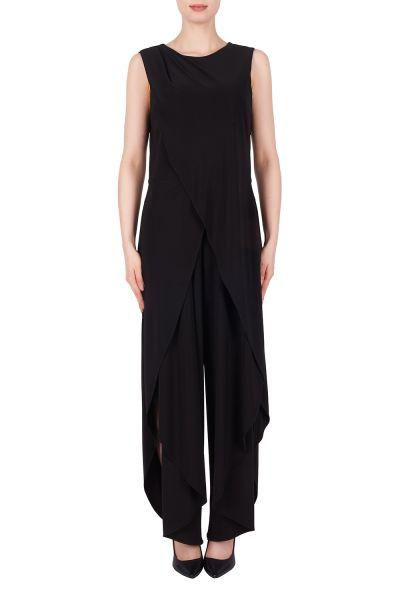 Joseph Ribkoff Black Jumpsuit Style 191052