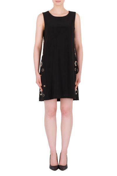 Joseph Ribkoff Black Dress Style 191060