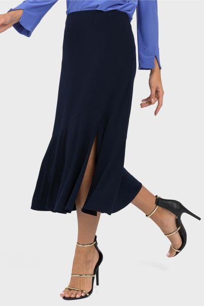 Joseph Ribkoff Midnight Blue Skirt  Style 191091