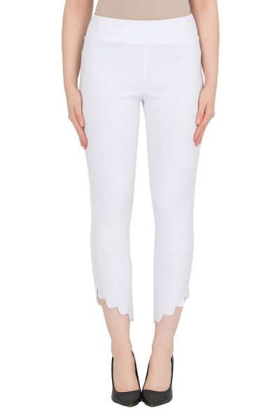 Joseph Ribkoff White Pant Style 191105