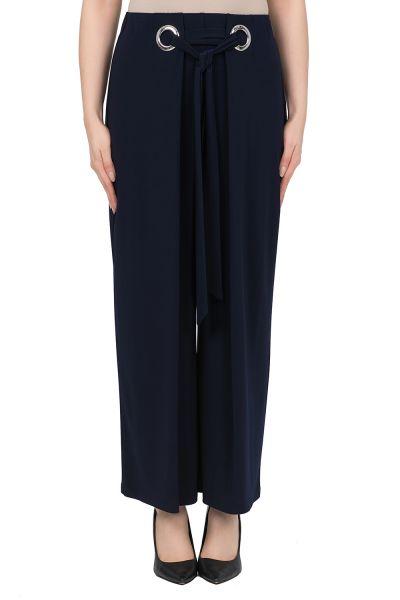 Joseph Ribkoff Navy Blue Pants Style 191117