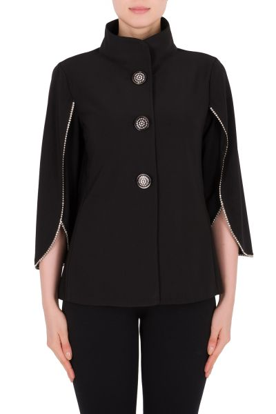 Joseph Ribkoff Black Jacket Style 191195