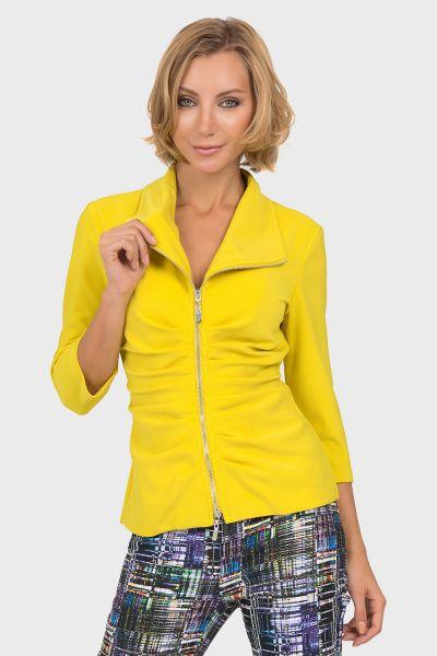 Joseph Ribkoff Yellow  Jacket Style 191196