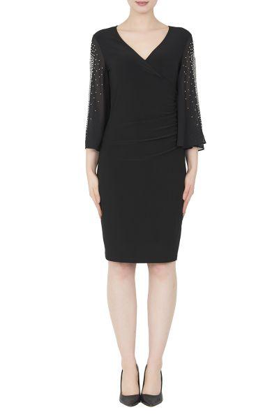 Joseph Ribkoff Black Dress Style 191200