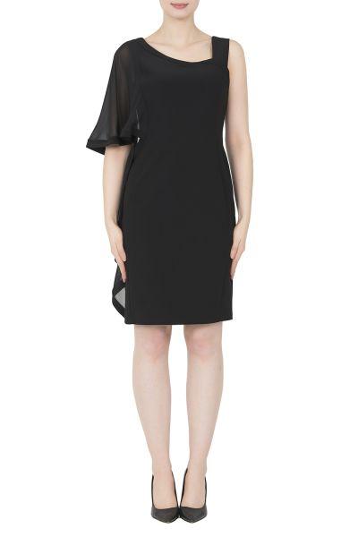 Joseph Ribkoff Black Dress Style 191203