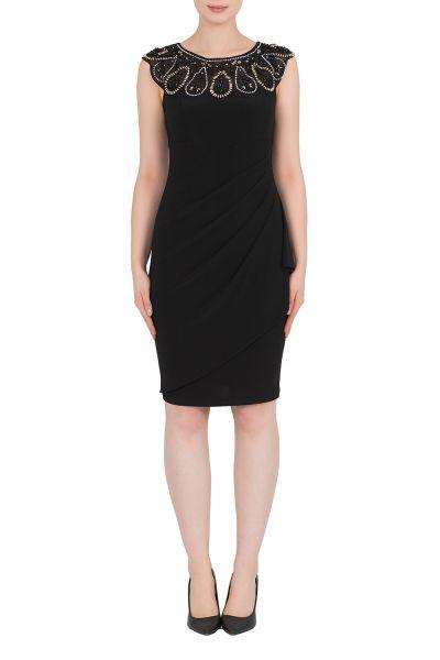 Joseph Ribkoff Black Dress Style 191307