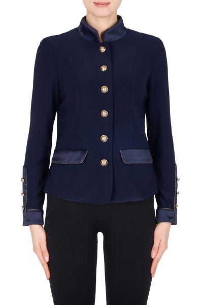 Joseph Ribkoff Midnight Blue Jacket Style 191440