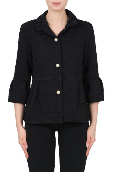 Joseph Ribkoff Black Jacket Style 191474