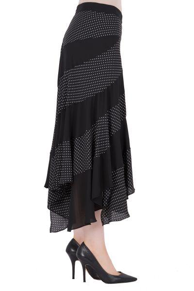 Joseph Ribkoff Black/White Skirt Style 191612