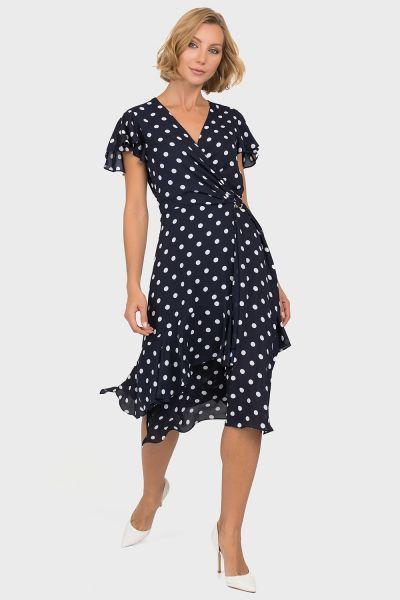 Joseph Ribkoff Midnight Blue Dress Style 191616