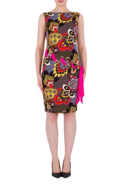 Joseph Ribkoff Multi Dress Style 191659