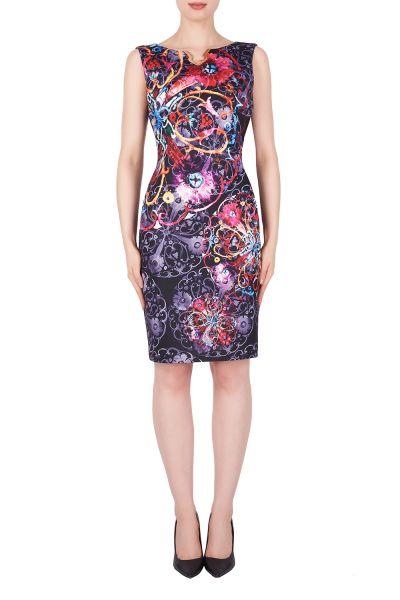 Joseph Ribkoff Multicolor Dress Style 191713